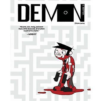 Demon - Volume 2 by Jason Shiga - Jason Shiga - 9781626724532 Book