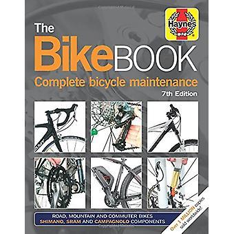 Cykel bok - komplett cykel underhåll av James Witts - 978178521134