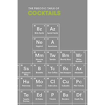 La tabla periódica de cócteles por Emma Stokes - libro 9781785031663