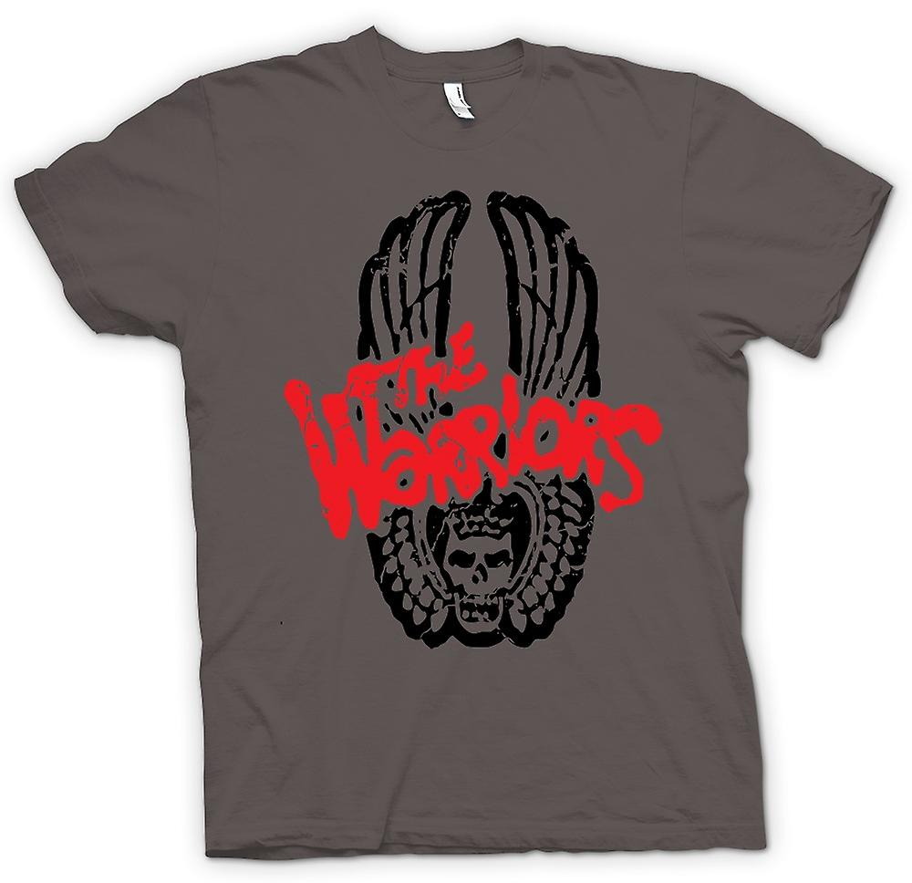 Femmes T-shirt - Le Warriors - Logo - Cult Movie