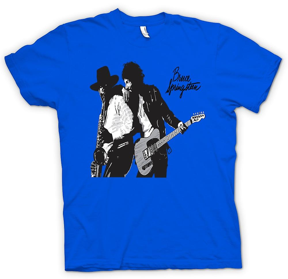 Mens T-shirt - Bruce Springsteen Born To Run