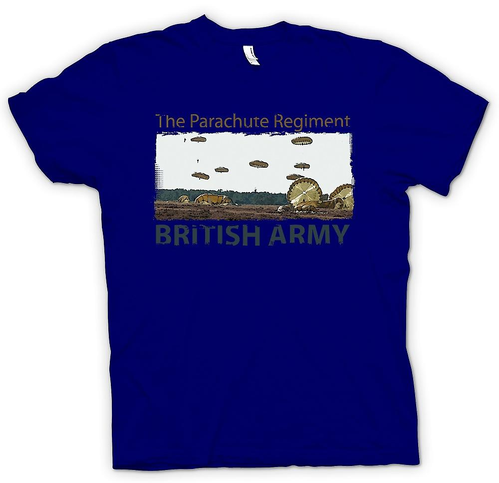 Mens T-shirt - The Parachute Regiment - British Army