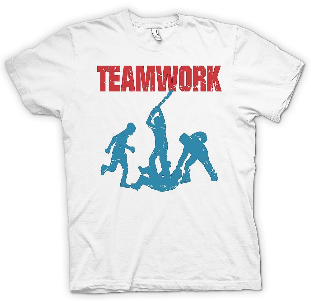 Mens t-shirt - Teamwork - Yob cultura