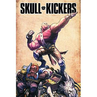 Skullkickers - Tom 1 - skarb przez Jim Zubkavich - 97816070637