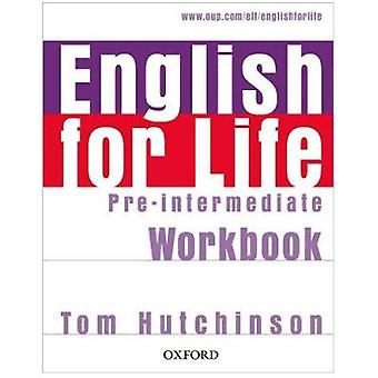 English for Life Pre-intermediate - Workbook without Key - General Engl