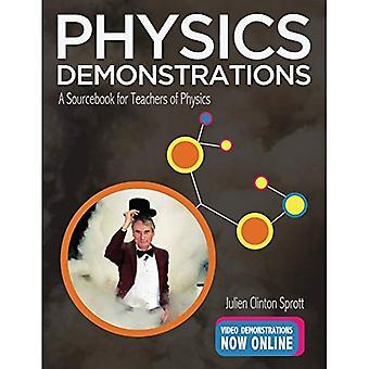Démonstrations de physique: Un Sourcebook pour les enseignants de physique