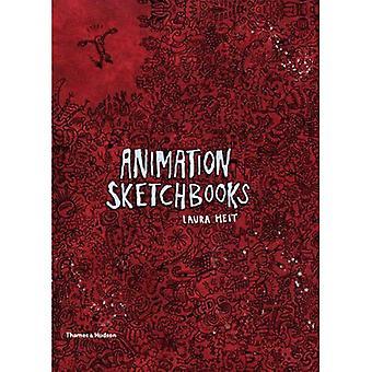 Animation skissböcker