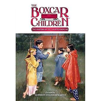 The Mystery of the Haunted Boxcar (Boxcar Children)