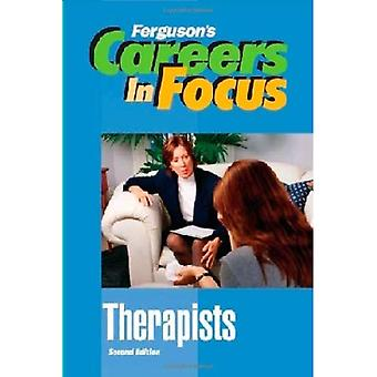 Therapists (Ferguson's Careers in Focus)
