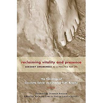 Retrouver vitalité et présence: prise de conscience sensorielle comme une pratique pour la vie