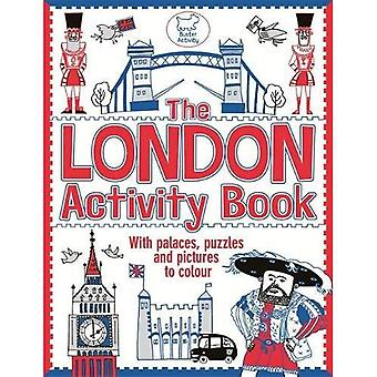 The London Activity Book (Buster Activity Books)
