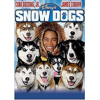 Snö hundar [DVD] USA import