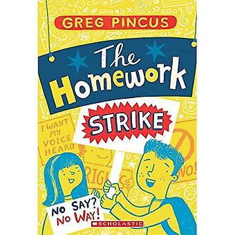 Der Hausaufgaben-Streik