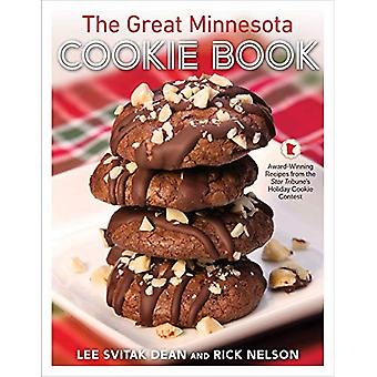 Der große Minnesota Cookie Buch: Preisgekrönte Rezepte aus der Stern-Tribüne Urlaub Cookie Contest