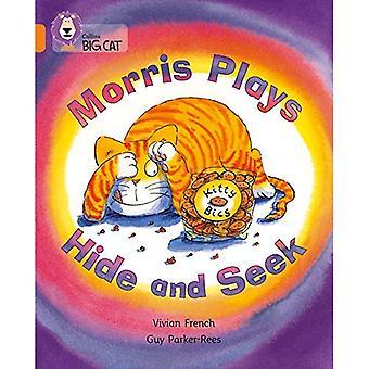 Morris fois Hide and Seek: bande 06/Orange (Collins Big Cat)