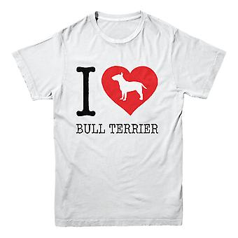 Official Pet-Selfie T-Shirt -Bull Terrier
