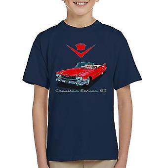 1959 Cadillac Series 62 Kid's T-Shirt
