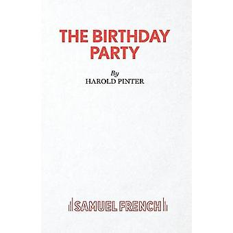 The Birthday Party  A Play by Pinter & Harold
