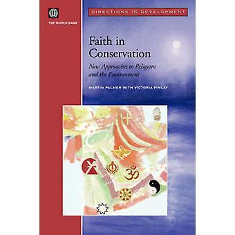 Tro för bevarande nya metoder för religioner och Envi av Palmer & Martin