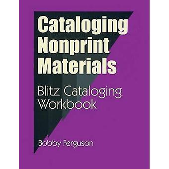 Catalogazione materiali fustellatura Blitz cartella di lavoro di catalogazione di Ferguson & Bobby