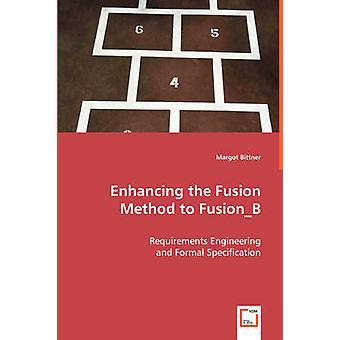 Melhorar o método de fusão para FusionB por Bittner & Margot