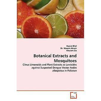 Extratos botânicos e mosquitos por Bilal & Hazrat