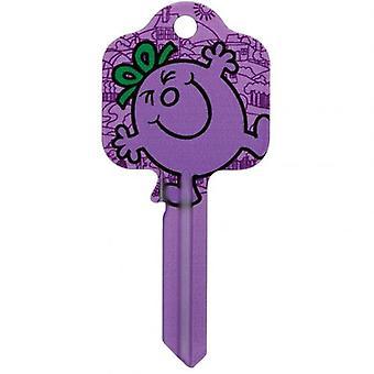 Little Miss Naughty Door Key