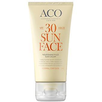 ACO Sun Face Cream SPF 30 50ml