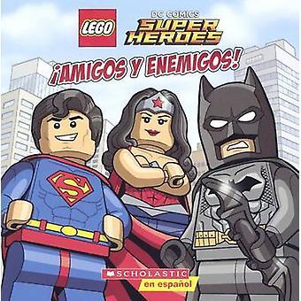 Amigos y Enemigos! (Friends and Foes) by Trey King - Sean Wang - 9780