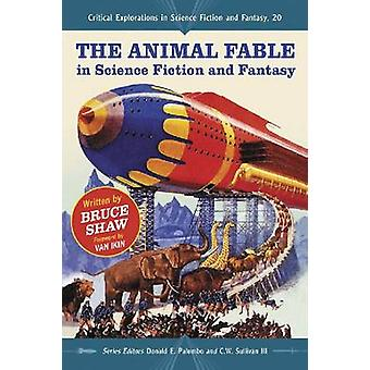 Animal Fable in Science fiction ja Fantasy Bruce Shaw-97807
