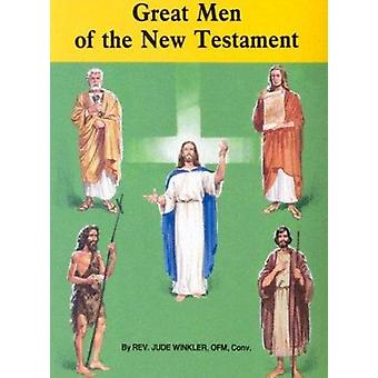 Great Men of the New Testament Book