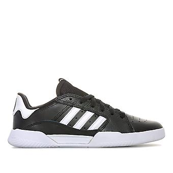 Hommes adidas Originals Vrx Cup Low Trainers In Core Black / Footwear White
