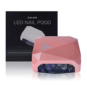SHANY Salon Expert 12W LED Nageltrockner/Lampe - kompakt, Trendiges Design W/3 Timer