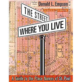 Calle donde vives: Guía de los nombres de San Pablo