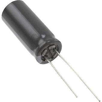 Electrolytic capacitor Radial lead 5 mm 5600 µF 6