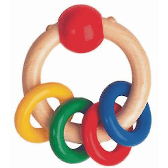 Goki Touch ring 4 rings (Toys , Preschool , Babies , Early Childhood Toys)