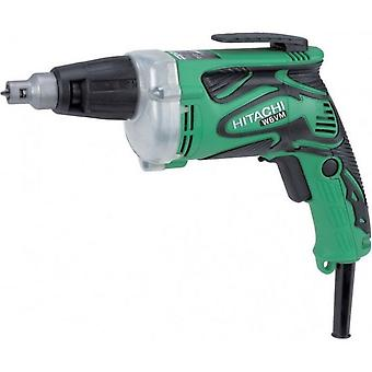 Hitachi 6mm screwdriver 0-3000 rpm