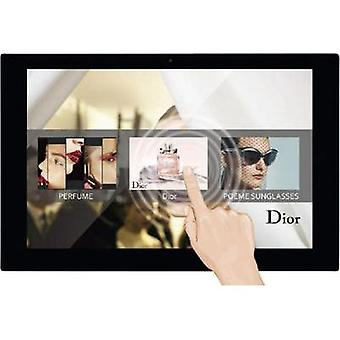 Digital photo frame 35.6 cm (14 ) Braun Germany 14 Frame 10-Point-Touch 1920 x 1080 pix 8 GB Black