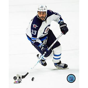 Dustin Byfuglien 2015-16 Action Photo Print