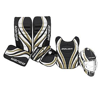 BAUER recreational Street Hockey Goalie set 23 ' 5-PC.