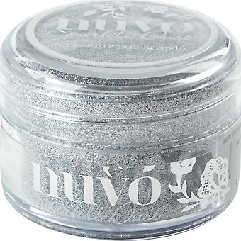 Nuvo Sparkle Dust .5oz-Silver Sequin NSD-547