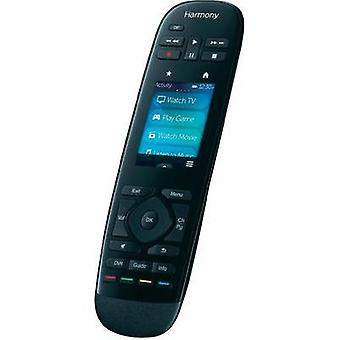 Logitech Harmony Touch Infrared (1076749), Bluetooth® (1075101) Remote control Black
