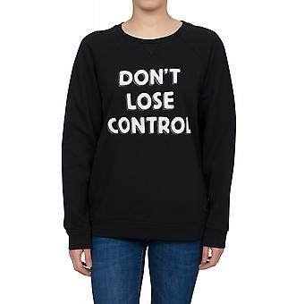 Lee core SWS crewneck sweater ladies Sweatshirt black L53SDE01