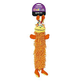 Chubleez Noodle Buddy Unstuffed Orange (Pack of 3)