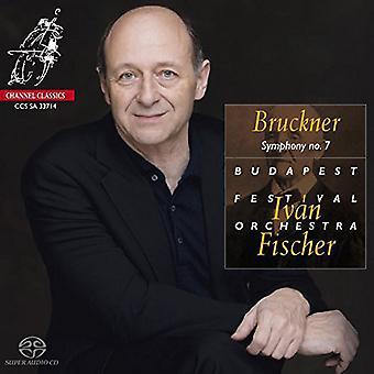 Bruckner - Sym 7 [SACD] USA import