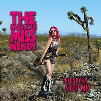 Fabelagtig Miss Wendy - ingen kan stoppe mig [CD] USA import