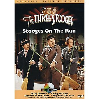 Three Stooges - Stooges on the Run [DVD] USA import