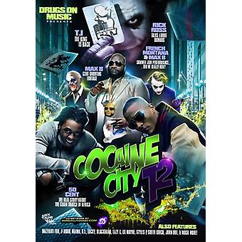 Drugs on Music: Cocaine City 12 - Drugs on Music: Cocaine City 12 [DVD] USA import