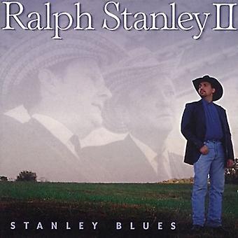 Ralph II Stanley - Stanley Blues [CD] USA import