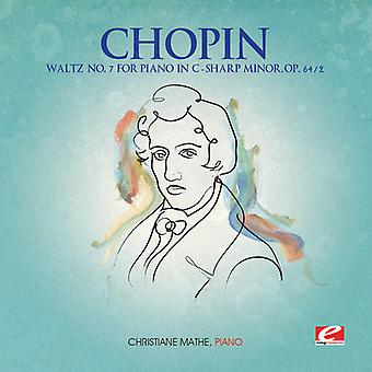 F. Chopin - vals 7 for Piano C-skarp mindre Op 64 2 [DVD] USA import